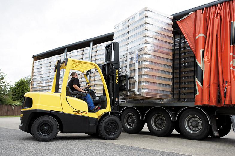 pallet trucks