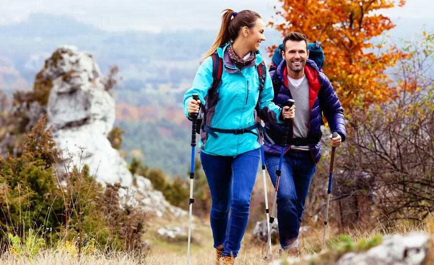 Guide on How To Choose Trekking Poles And Walking Sticks | Canes Galore